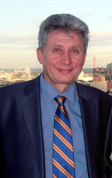 Президент Европейской федерации хирургии ожирения и метаболических нарушений (IFSO-European Chapter) Ю.И.Яшков