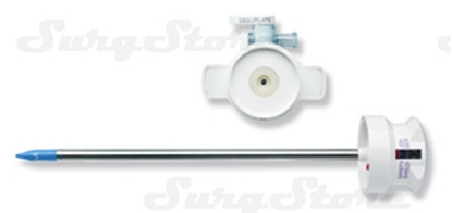 Image de 179101 Обтураторы короткие Versaport RT (комплект: стилет с защитой V2, 5мм, корпус с лепестковым клапаном, краном инсуффляции, для многоразовых канюль 5мм)