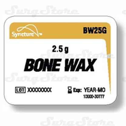 Immagine di BW25G Костный воск BONE WAX Syneture для остановки кровотечений из губчатых костей 2,5г