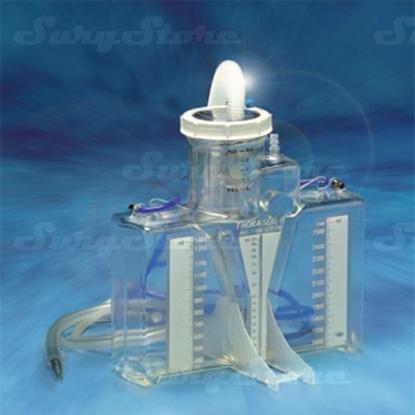 Изображение 1180571570 Двухкамерная  дренажная система Торасель II 2500 мл THORA-SEAL II