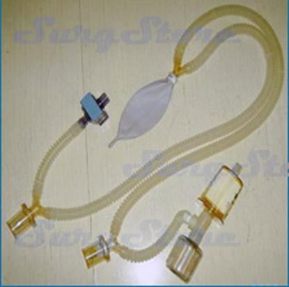 Изображение Контур для аппарата ИВЛ PURITAN BENNETT 840-760-740 взрослый