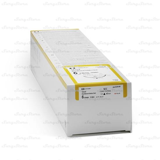 Изображение 8886240873 STEEL нерассасывающийся, 45 см, неокрашенный, 1, лигатура