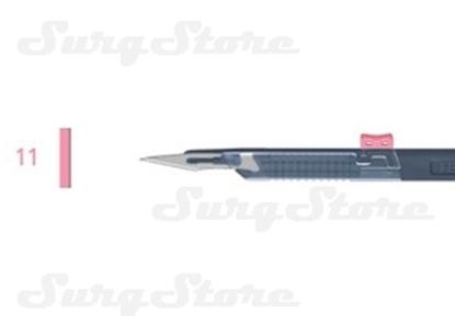 Picture of 200140011 Скальпели с защитой для общей хирургии, № 11