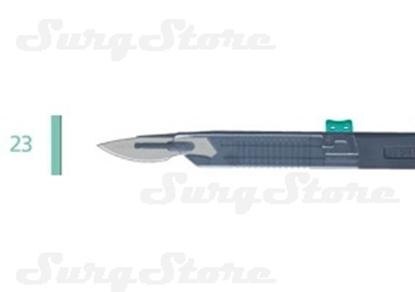 Picture of 200140023 Скальпели с защитой для общей хирургии, № 23