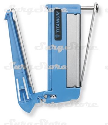Picture of 015451L Кассеты к инструментам TA Premium, 55 мм, 2 ряда скобок 3,5 мм,  для нормальной ткани, цвет синий