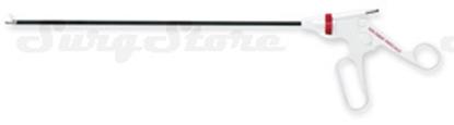 Изображение 176605 Эндо-ножницы короткие Endo Sciz (клювовидные, 31 см, поворотные, с коагуляцией, 5 мм)