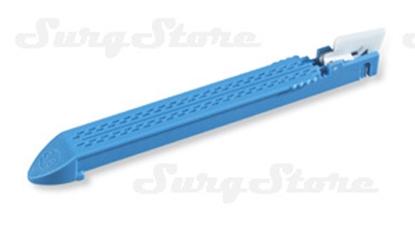 Picture of GIA10038L Кассеты к инструментам GIA DST, 100 мм, 4 ряда скобок 3,8 мм, нож, для нормальной ткани, синие