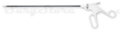 Изображение 176643 Эндо-ножницы стандартные EndoShears (31 см, изогнутые, поворотные, с коагуляцией, 5 мм)
