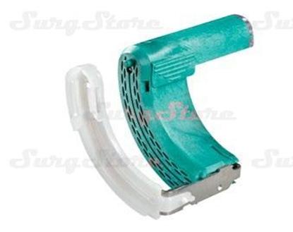 Изображение CR40G Сменные скобы  для сшивающего аппарата Contour (изогнутый, зеленые)