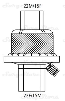 Immagine di 355/5430 Фильтры электростатические Гигробой (HYGROBOY) с тепловлагообменником