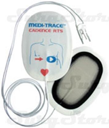 Picture of 22661P электроды для дефибрилляции кардиостимуляции Medi-Trace™ Cadence Philips педиатрические