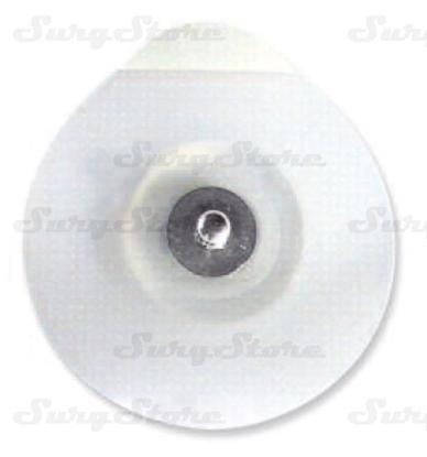 Picture of 22733 ЭКГ электроды Kendall™ Medi-Trace™ Ø45мм нетканый материал кнопка нерентгенопрозрачные