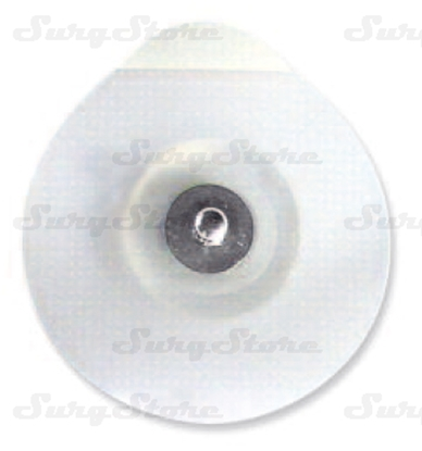 Изображение 22733 ЭКГ электроды Kendall™ Medi-Trace™ Ø45мм нетканый материал кнопка нерентгенопрозрачные