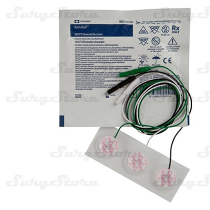 Picture of 31424780 ЭКГ электроды Medi-Trace™ PuppyDog™ Ø25мм неонатальные 1,5мм DIN