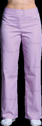 Изображение БРЮ3402.03 Брюки женские на поясе, лаванда (сатори) DS™