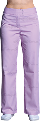 Picture of БРЮ3402.03 Брюки женские на поясе, лаванда (сатори) DS™