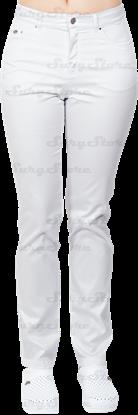 Picture of БРЮ3406.01 Брюки женские, джинсы Твил стрейч NEW DS™