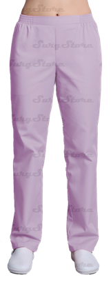 Изображение БРЮ3401.03 Брюки женские, на резинке лаванда  DS™