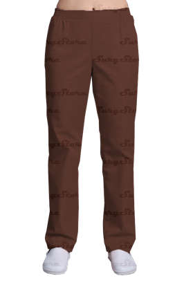 Изображение БРЮ3401.14 Брюки женские, на резинке шоколад  DS™