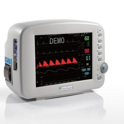 Изображение G3F Многопараметрический монитор пациента пульсоксиметр