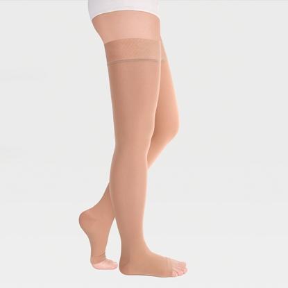 Image de ID-310 Компрессионные чулки (открытый носок), пара, класс компрессии 1 и 2