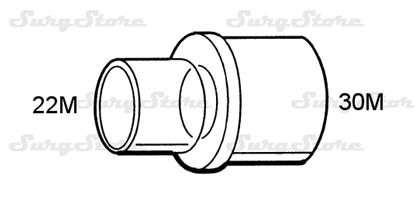 Picture of 609/5097 коннекторы DAR MEDTRONIC-COVIDIEN, размер 22М-30М, стерильно